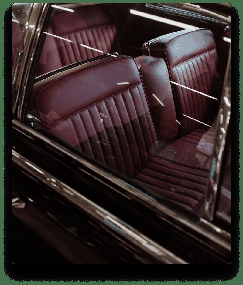 Салон автомобиля